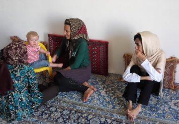 wonen in Iran