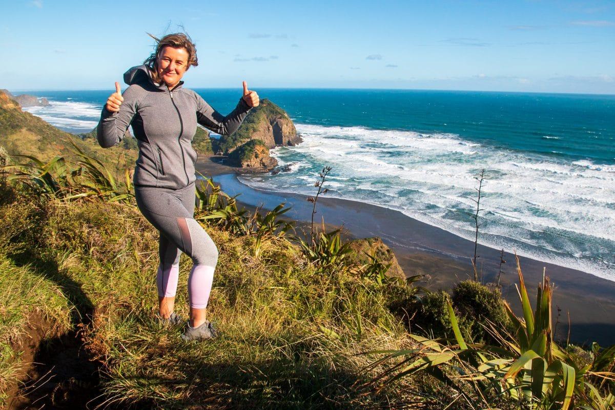 """Bedrijf van een wereldwijf. Kitty leidt in Nieuw Zeeland fit20: """"Strength changes everything!"""""""