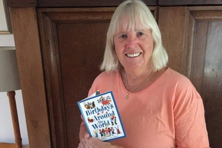 Margriet Ruurs Kinderboek