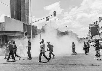 Opstand Zuid Afrika