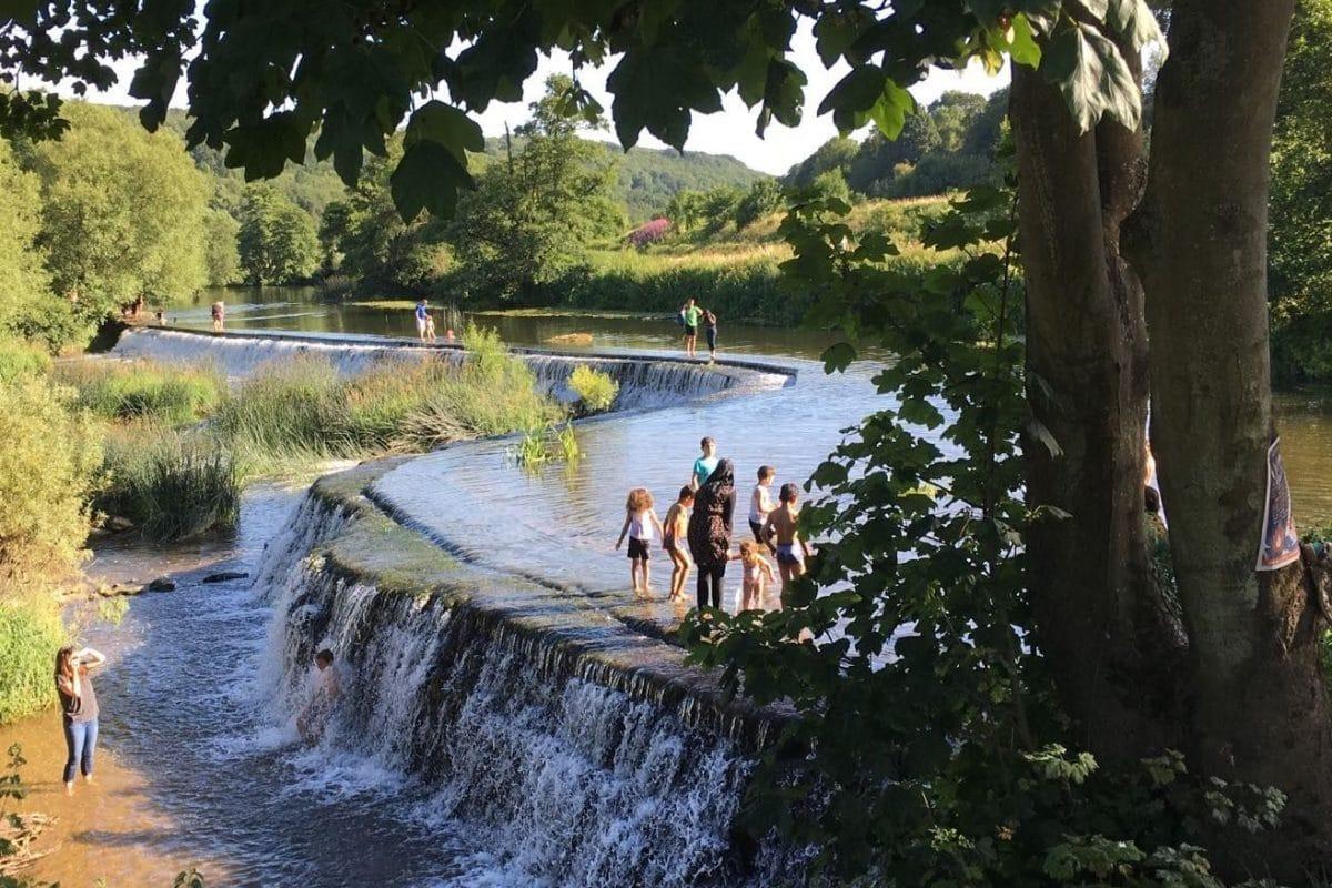 Spa bronnen Warleigh Bath