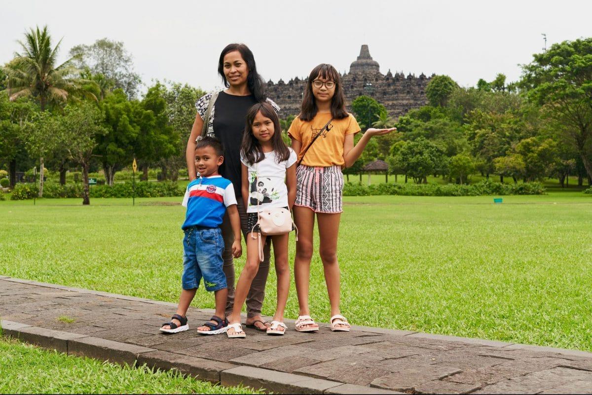 Corona in Indonesië: Geen lockdown maar drones met desinfectiemiddel
