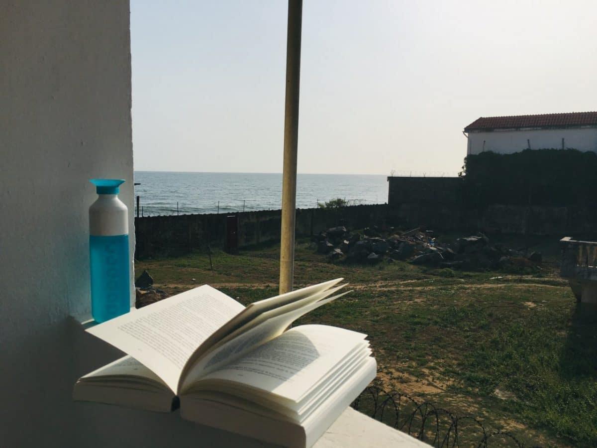 In eenzame quarantaine in Liberia: Tien redenen om dankbaar te zijn